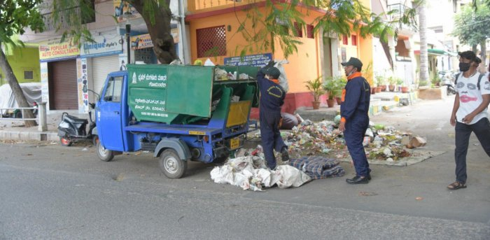 Let tech drive waste management in India's Silicon Valley