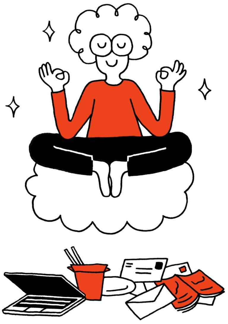How to start a meditation practice when you're stressed