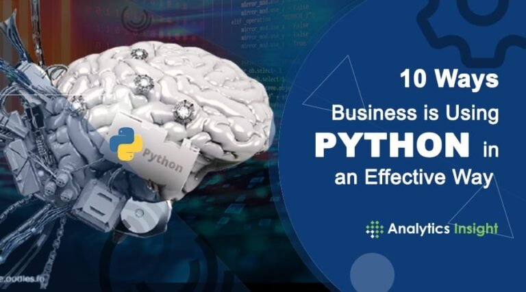 10 Ways Business is Using Python in an Effective Way